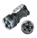 Strong LED flashligth 6000lm