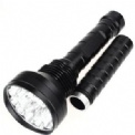 Strong LED flashligth 11,000lm
